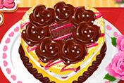 game Addicted To Dessert: Valentine Cake