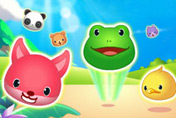 game Animals Connect 3