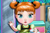 game Baby Anna Room Decoration