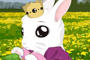 game Baby Bunny Dress Up