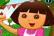 game Baby Dora Cakeberry