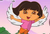 game Baby Dora Cupid