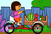game Baby Dora dairy delivery