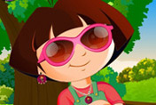 game Baby Dora New Dress Up
