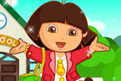 game Baby Dora's Breakfast