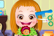 game Baby Hazel Hair Care