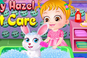 game Baby Hazel Pet Care