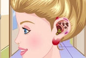 game Barbie Ear Surgery