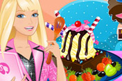 game Barbie Ice Cream Decorating