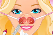 game Barbie Nose Doctor