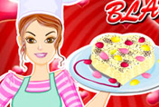 game Barbie Valentine Blancmange