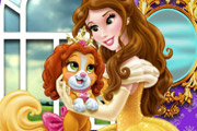 game Belle Palace Pets