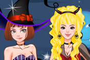 game Bff Halloween Night