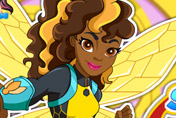 game Bumblebee Dress Up
