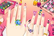 game Candy Manicure