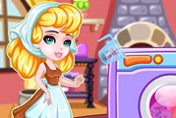 game Cinderella Laundry Day