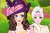 game Classical Hats Makeover