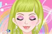 game Creative Eyeshadow Makeover