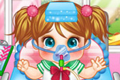 game Cute Baby Cold Doctor