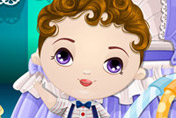 game Cute Baby Makeover