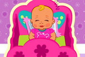 game Cute Baby Nursery