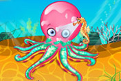 game Cute Octopus Care