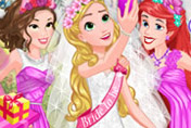 game Disney Princess Bridal Shower