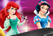game Disney Princesses Music Party