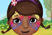 game Doc Mcstuffins Face Art