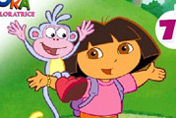 game Dora 7 Difference
