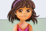 game Dora Pregnant Injured
