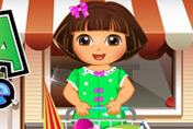 game Dora Prepares For Picnic