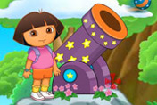 game Dora The Bubble Pop