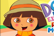 game Dora The Explorer Royal Makeup