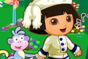 game Dora's Adventure Fun