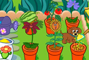 game Dora's Magical Garden