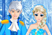 game Elsa And Jack Love Date