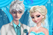 game Elsa and Jack Wedding Dance