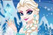 game Elsa Beauty Salon