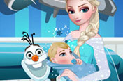 game Elsa Caesarean Birth