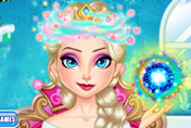 game Elsa Frozen Brain Surgery