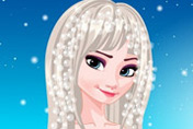 game Elsa Frozen Haircuts