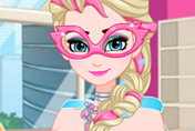 game Elsa In Princess Power