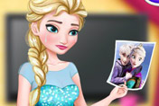 game Elsa Leaving Jack Frost