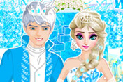 game Elsa Wedding