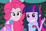 game Equestria Naughty School Day