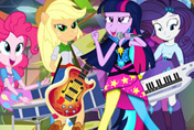 game Equestria Rainbow Rock