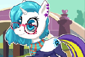 game Fashion Little Pony Dress Up