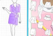 game Fashion Studio Air Hostess Outfit