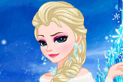game Frozen Elsa's Make Up Look